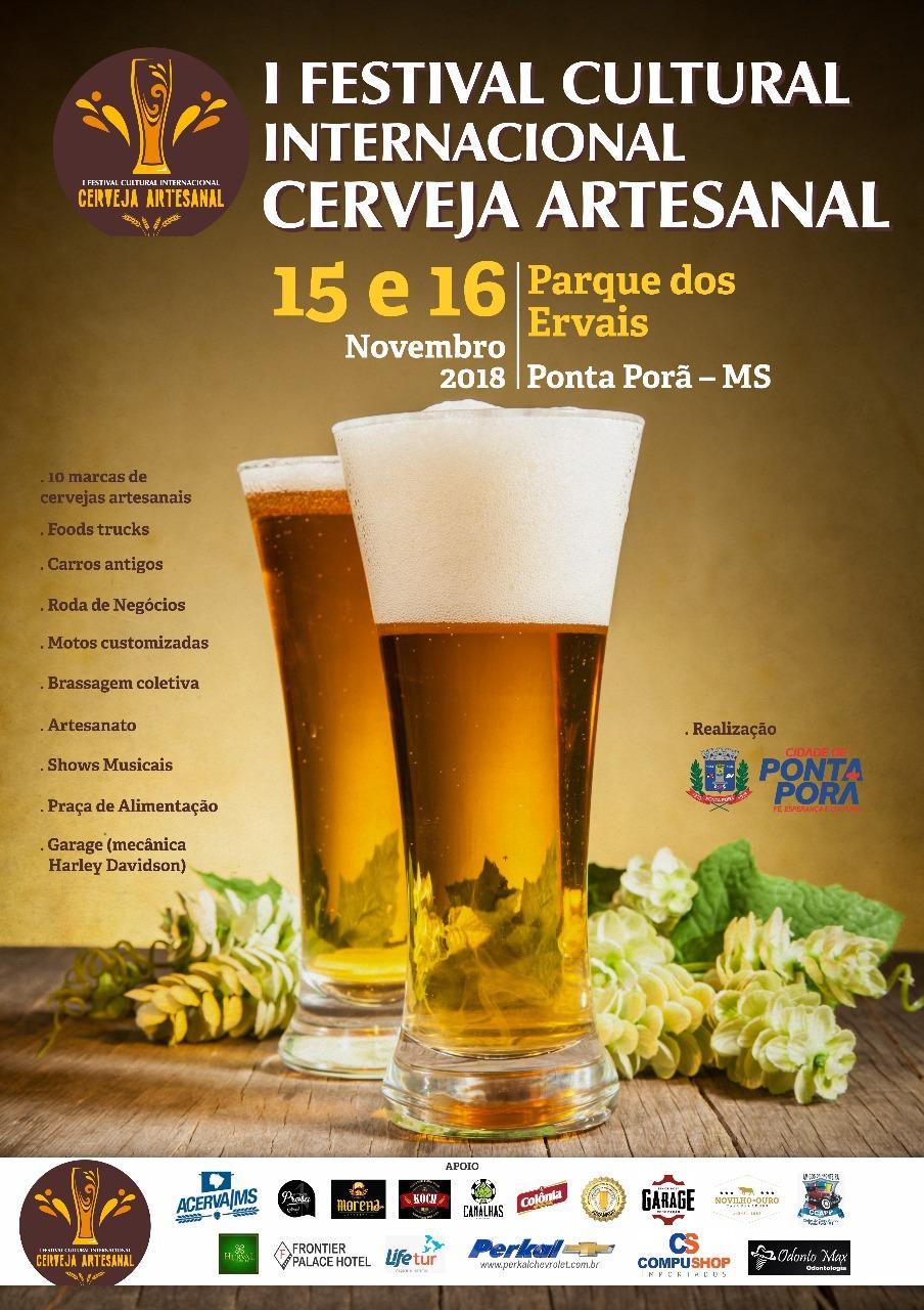 d62d242f84 Festival Cerveja Artesanal busca impulsionar turismo de eventos ...